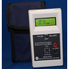 ECC 8700 X-Ray Pulse Counter / Exposure Time Meter