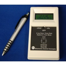 ECC 890 X-ray Dose/Rate/Exposure Time Meter