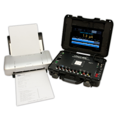 Datrend vPad-ES Rugged Electrical Safety Analyzer